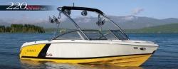 2017- Cobalt Boats - 220S WSS