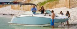 2017 - Cobalt Boats - 26 SD