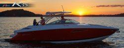 2018 - Cobalt Boats - R35