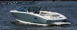 2018 - Cobalt Boats - CS22