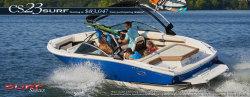 2018 - Cobalt Boats - CS23 Surf