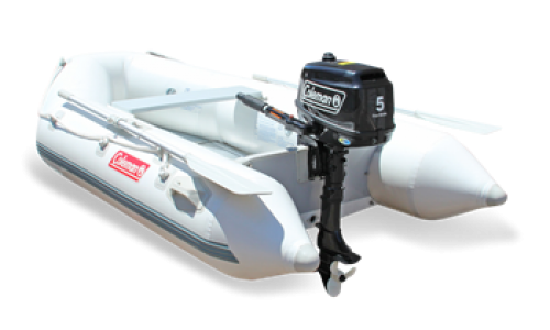 Research 2014 Coleman Boats 9 Inflatable On Iboats Com