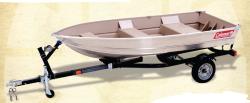 2017 - Coleman Boats - H1257 Semi-V