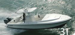 2010 - Contender Boats - 31 Cuddy