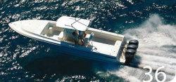 2010 - Contender Boats - 36 Cuddy