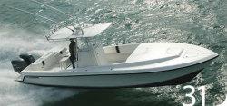 2011 - Contender Boats - 31 Cuddy