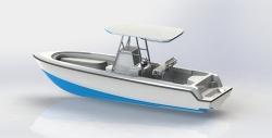2015 Contender Boats 22 Sport