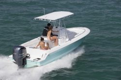 2018 - Contender Boats - 22 Sport