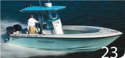 Contender Boats 23 Tournament Center Console Boat