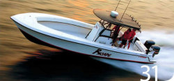 Contender Boats 31 Open Center Console Boat