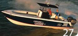 Contender Boats 27 Open Center Console Boat