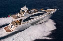 2015 - Cranchi - Sixty 6 Fly Yacht Class