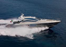 2015 - Cranchi - Sixty 4 HT Yacht Class
