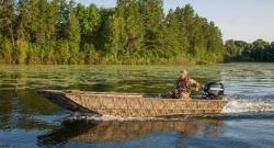 2015 - Crestliner Boats - 1860 Retreiver Jon