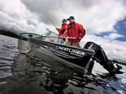 2009 - Crestliner Boats - Canadian 1650