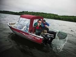 2009 - Crestliner Boats - Canadian 1850