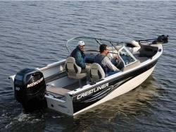 2009 - Crestliner Boats - Sport Angler 1750
