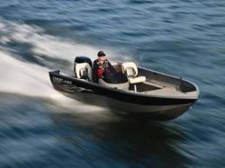 2009 - Crestliner Boats - Fish Hawk 1700 SC