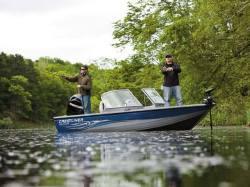 2009 - Crestliner Boats - Fish Hawk 1750 WT