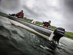 2009 - Crestliner Boats - Fish Hawk 1850 Tiller
