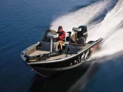 2009 - Crestliner Boats - Raptor 1850 CE SC