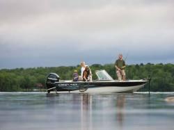2009 - Crestliner Boats - Super Hawk 1700