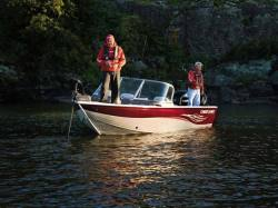 2009 - Crestliner Boats - Super Hawk 1900