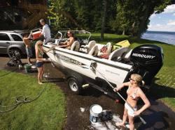 2009 - Crestliner Boats - Sportfish 1850