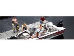 2009 - Crestliner Boats - Sportfish 1850 SST