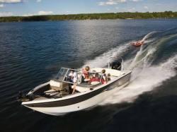 2009 - Crestliner Boats - Sportfish 1950 SST