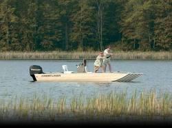 2009 - Crestliner Boats - CXJ 2070 CC