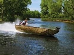 2009 - Crestliner Boats - Backwater 1760 Tiller