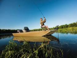 2009 - Crestliner Boats - Backwater 1760 SC