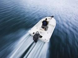 2009 - Crestliner Boats - Backwater 1870 Tiller