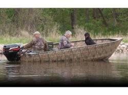 2009 - Crestliner Boats - Sportsman 16 SS