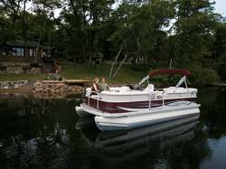 2009 - Crestliner Boats - Batata Bay 2185