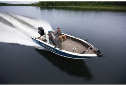 2010 - Crestliner Boats - Fish Hawk 1750