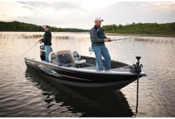 2010 - Crestliner Boats - Fish Hawk 1850