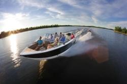 2011 - Crestliner Boats - 2150 Sportfish OB