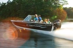 2011 - Crestliner Boats - 1600 Super Hawk