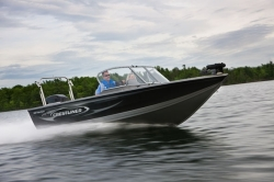 2011 - Crestliner Boats - 1700 Super Hawk