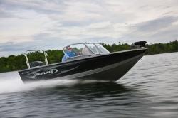 2011 - Crestliner Boats - 1800 Super Hawk