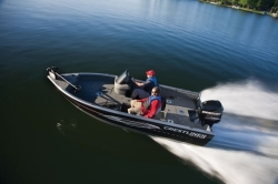 2011 - Crestliner Boats - Fish Hawk 1600 SC