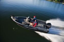 2011 - Crestliner Boats - Fish Hawk 1600 Tiller