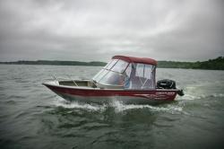 2011 - Crestliner Boats - Canadian 1650