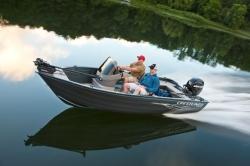 2011 - Crestliner Boats - Kodiak 14 Tiller