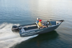 2011 - Crestliner Boats - Kodiak 16 SC