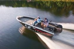 2011 - Crestliner Boats - Pro Tiller 1850