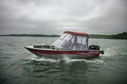 2011 - Crestliner Boats - Canadian 1850