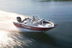 2011 - Crestliner Boats - Raptor 1750 TE SC
